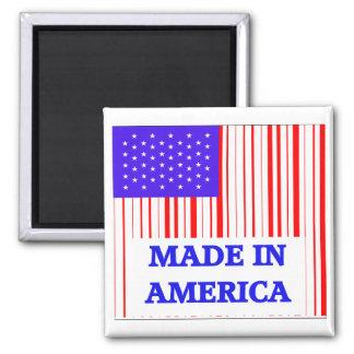 American UPC Refrigerator Magnets