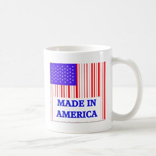 American UPC Coffee Mug