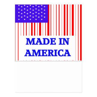 American UPC Postcard