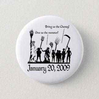 American Uprising 6 Cm Round Badge