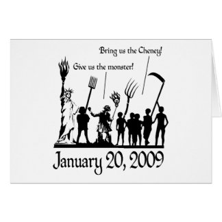 American Uprising Greeting Card