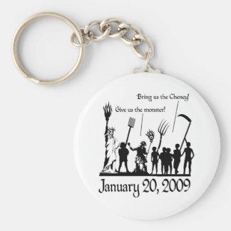 American Uprising Key Ring