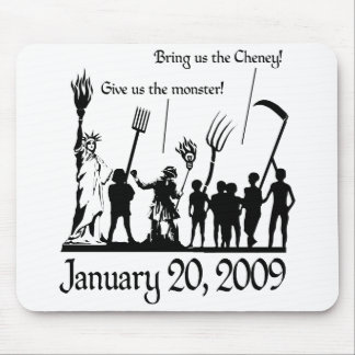 American Uprising Mouse Pad