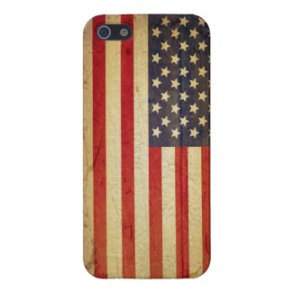 American USA Flag iPhone 5 Case