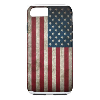 American USA Flag iPhone 7 case