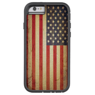 American USA Flag patriotic Tough Xtreme iPhone 6 Case