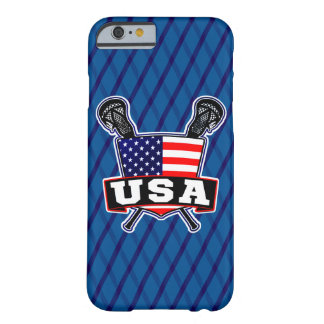 American USA Lacrosse Phone Cover