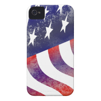 American USA National Flag Independence Day 4 th J iPhone 4 Cover