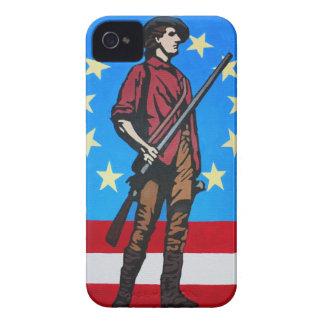 American Veteran iPhone 4 Case
