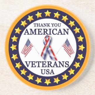 American Veterans 2 Coaster