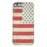 American Vintage Civilian Flag Case iPhone 6 Case