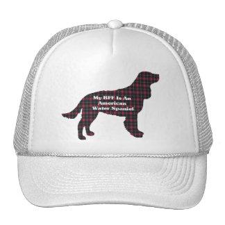 American Water Spaniel BFF Hat