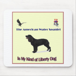 American Water Spaniel Mouse Pad