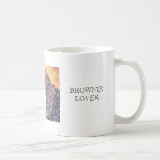 american water spaniel mug BROWNIE LOVER
