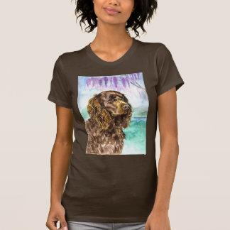 American Water Spaniel Tee Shirt