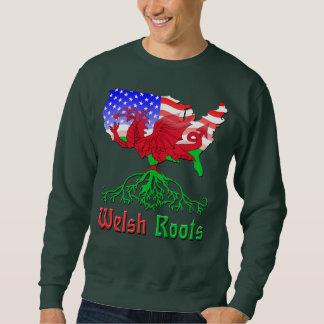 American Welsh Roots Sweatshirt