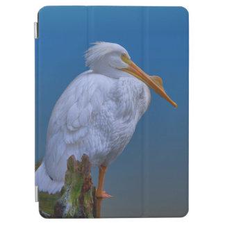 American White Pelican iPad Air Cover
