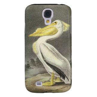 American White Pelican, John Audubon Samsung Galaxy S4 Covers