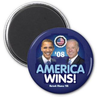 AMERICAN WINS Magnet