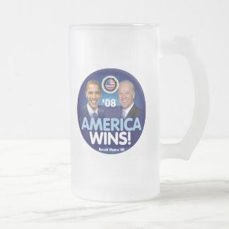 AMERICAN WINS Mug