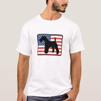 American Wire Fox Terrier T-Shirt