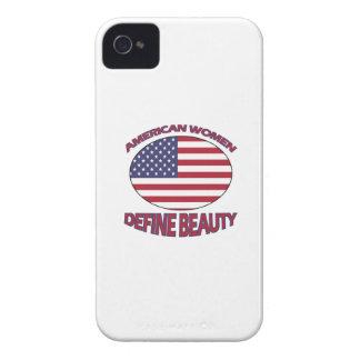 american women designs iPhone 4 case