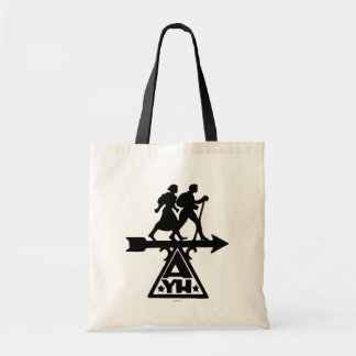 American Youth Hostels Budget Tote Bag