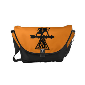 American Youth Hostels Courier Bag