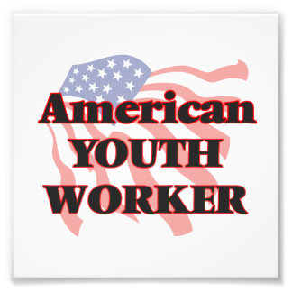 American Youth Worker Photo