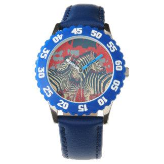American Zebra Watch