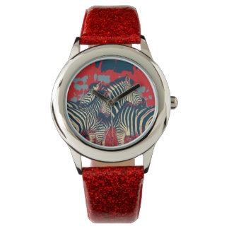 American Zebra Wristwatches