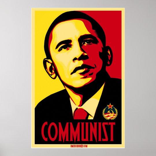 Americana83's Obama Communist Poster
