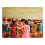 Americana - 1942 - The dance Social Postcards