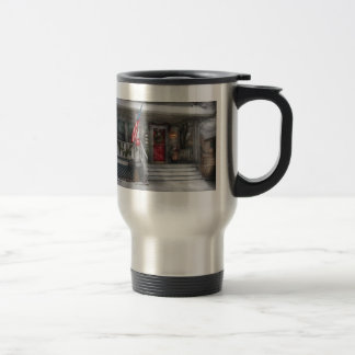 Americana - A Tribute to Rockwell Travel Mug