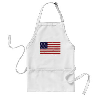 Americana American Flag Apron
