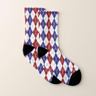 Americana Argyle Socks