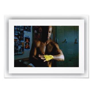 Americana - Boxer, Satin Print