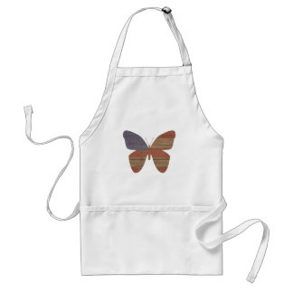 Americana Butterfly Apron