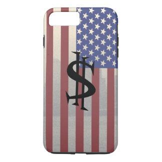 Americana iPhone Case Gift NYC USA Patriotic Money