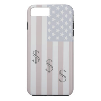Americana iPhone Case Gifts USA Patriotic Money 5