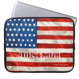 Americana Laptop Case Laptop Sleeves
