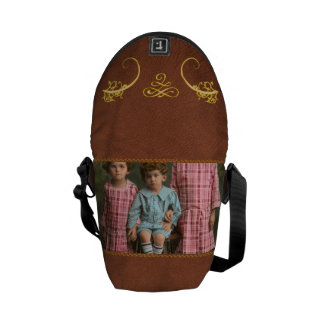 Americana - Molly, Solly and Bertie Commuter Bags