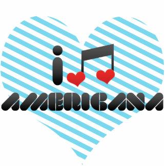 Americana Cut Out