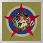 Americana Print