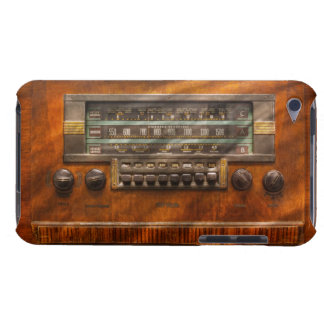 Americana - Radio - Remember what radio was like Case-Mate iPod Touch Case