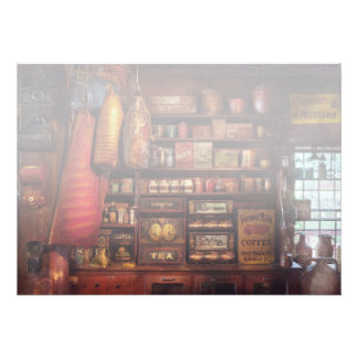 Americana - Store - The local grocers Invites