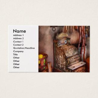 Americana - Store - The old Deli  Business Card
