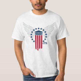 Americana Tall Flag T-Shirt