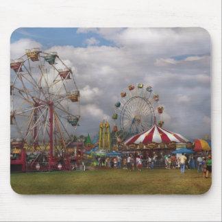 Americana - Traveling Carnival Mousepads