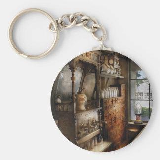 Americana - Turn of the century soda fountain Keychains